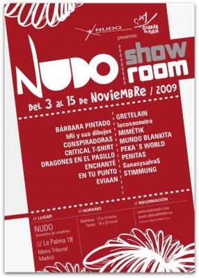 NUDO Showroom
