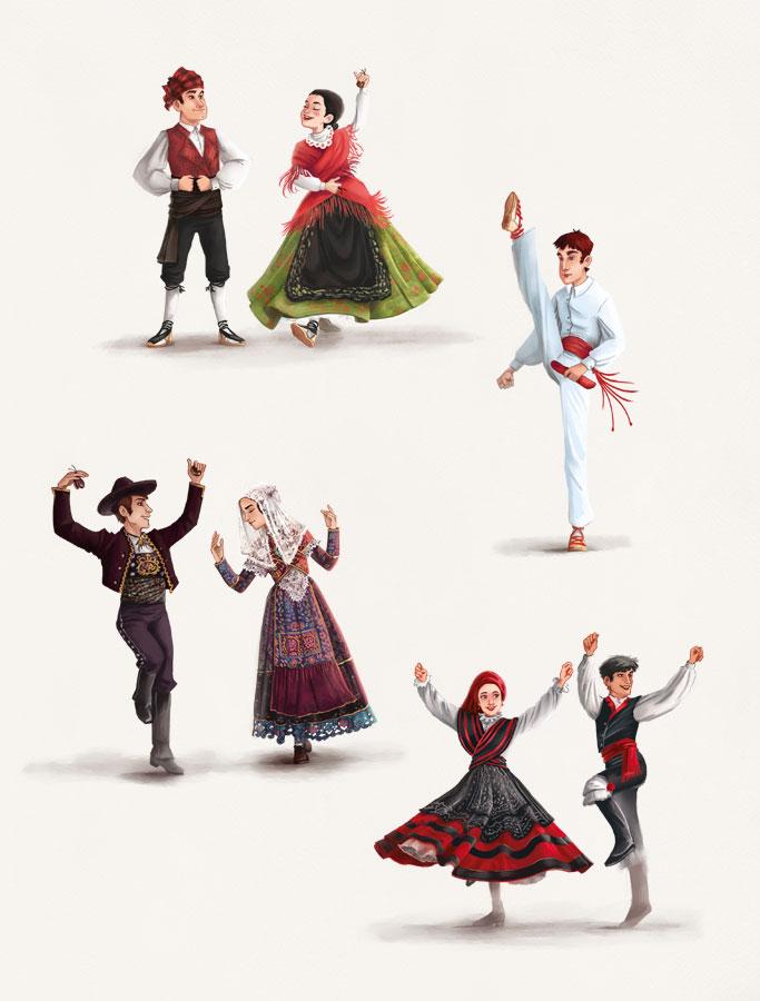 bailando_un_tesoro_mercedes_palacios_folclore