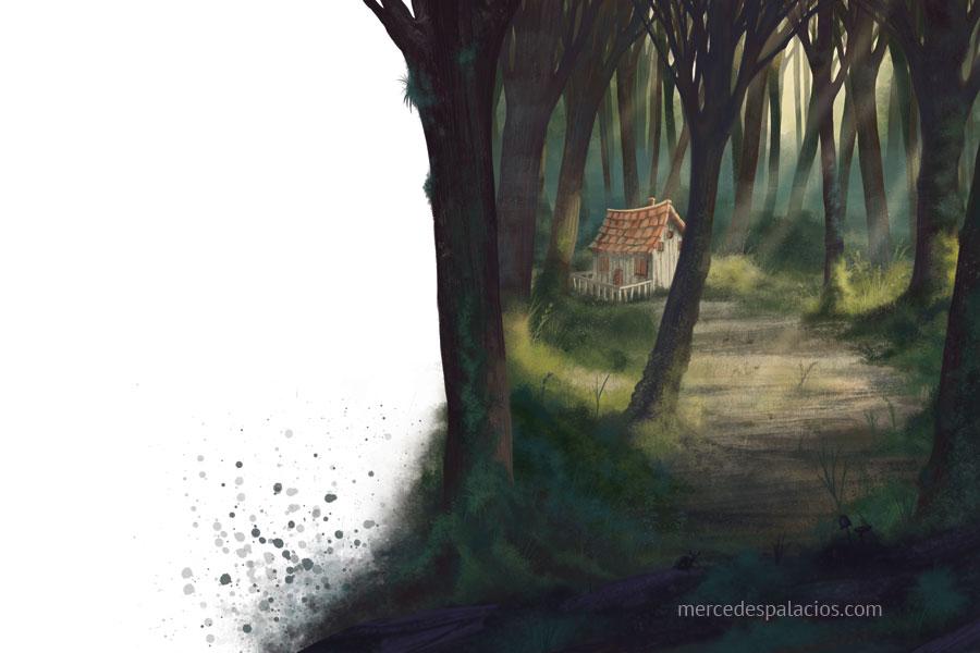 Mercedes Palacios - cuentos - ilustracion
