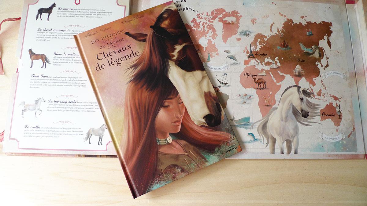 Un Monde de Chevaux - Mercedes Palacios