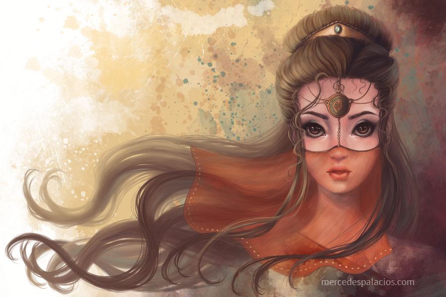 mercedes palacios - ilustracion - cuentos