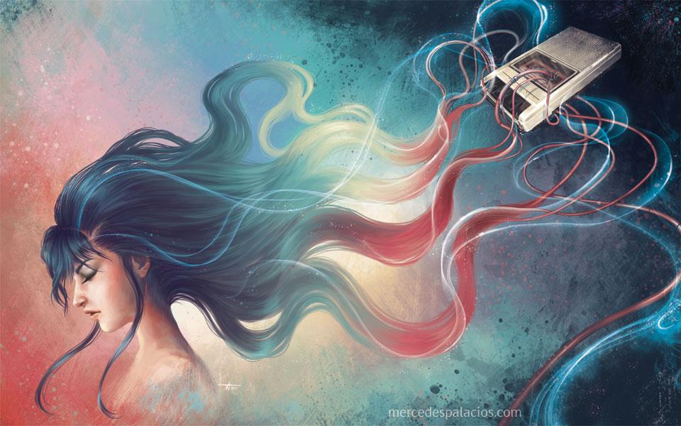 Mercedes Palacios - ilustracion - illustration