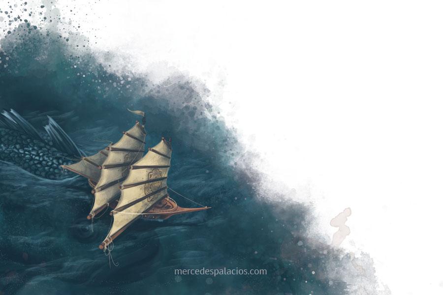Mercedes Palacios - ilustracion